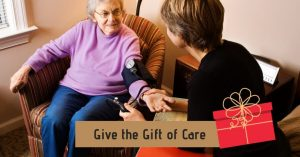 Home Care Giver Gift - Give the Gift of Care