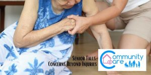 Senior Falls: Concerns Beyond Injuries